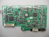 Sanyo pdp-42x5ct motherboard b10n10500 pwb . main j3tc 42 v6 screen