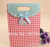 NEW  design paper bag with handle, Shopping bag, Fashionable gift paper bag, Wholesale price