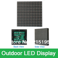 Wholesale P10 outdoor advertising led display screen 1R1G1B module