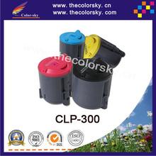 (CS-S300) Compatible toner printer cartridge for Samsung CLP300 clp300n clx2160 clx3160 (2k/1k pages)