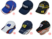 F 1 automobile race golf ball baseball cap hiphop street embroidery breathable adjustable