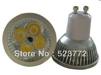 LED Spot Light 4W MR16 led bulbs E27 GU10 4*1W LED spotlight