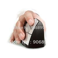 2014 NEW Wireless ergonomic Mouse Optical Ergonomic Vertical reative Comfort Showcase