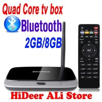 New! CS918 bluetooth quad core android tv box EKB311B MK888B Android 4.2.2 RK3188 Cortex A9 2GB 8GB mini pc T-R42
