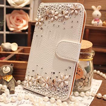 For samsung   3 s3 i9308i9300 s4 i9502i9500i9508 rhinestone mobile phone holsteins phone case