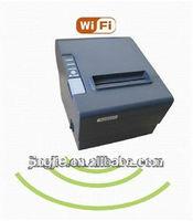 80MM Wireless Mini Printer Thermal 250MM/S Speed