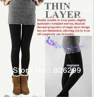2013 Women's camel Sheep Velvet and cashmere leggings thick warm outer wear keep warm pants Fall Winter Collection