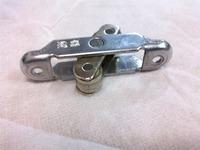 Model steel window pulley, push-pull window pulley, double groove wheel