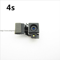 For Iphone 4S Rear Back Camera Module flash flex cable Free Shipping