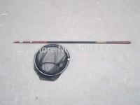 3 meters carbon brailer stainless steel 35 brailer head fishing tackle fishing rod fishing nets