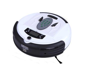 New 100V-240V Intelligent Automatic Robotic Intelligent Vacuum Cleaner White Y4039B/G  Alishow