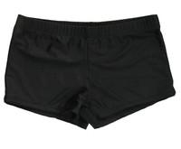 Split hot spring female bathing suit plus size  four angle swim trunks Two-Piece Separates