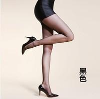 Free Shipping Yarn ultra-thin stockings female silk pantyhose socks leg tights