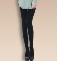 Free Shipping Spring and autumn velvet 120d pantyhose stockings socks female black meat socks