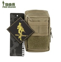 Free Soldier EDC accessories bag military fans outdoor MOLLE pouch waist pouch+Free shipping(SKU12050142)