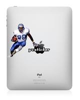 Free Shipping 2013 Skin Sticker for iPad Mini Decal Sticker for iPad Skin Sticker Rugby