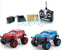 Free shipping Remote Control off-road car  large size 1:14 ,4 channel  RC car RC  SUV