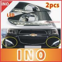 Factory direct sales ! HOT!Free shipping!2011~2013 Chevrolet Captiva LED daytime running light,6000~7000K,super good quality