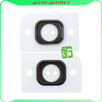 50pcs/lot Home Button Holder Rubber Gasket for iPhone 5 5G free shipping