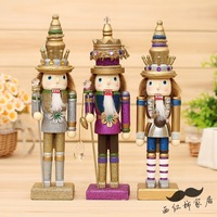 1pcs 30cm color toner little girls nutcracker decoration birthday gift excellent