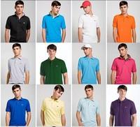 fashion men t shirt,New 2013 summer t-shirt men.short sleeve casual shirt,have brand logo shirt ,t shirt for men size M L XL XXL