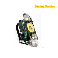 Freeshipping New 29L Pro Classic Popular Waterproof Skateboard Backpack Skate Backpack Extreame Sport Backpack