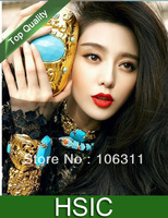2013 New Hot Sale  Korean Version Popular Vintage Anna Dello Russo Star Turquoise Jewelry Wholesale  Fashion Bangle Bracelet