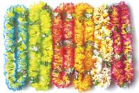 Party supplies hawaiian flower lei 30pcs/lot