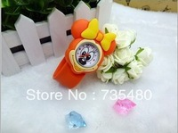 Min Order USD15.0 Min Order Usd15.0 (Can mix order) 2013 hottest and lovely children wristwatches free of shipping