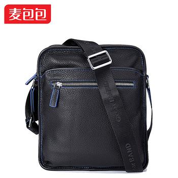2013 business casual genuine leather man bag cowhide shoulder bag messenger bag