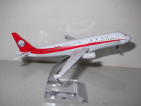Free shipping!! NEW 1:400 16CM METAL A320 China SiChuan AIRLINES Retail&Wholesale Plane model toy plane airplane