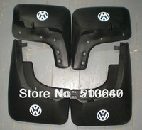 2010-2012 Volkswagen Tiguan Soft plastic Mud Flaps Splash Guard ghtu