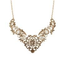 Fashion cutout exquisite vintage royal short design unfractionated short design necklace chain white collar necklace