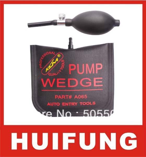 10 pcs/lot Good Quality Klom PUMP WEDGE Airbag, Air Wedge,LOCKSMITH TOOL padlock tool.lock pick set(China (Mainland))