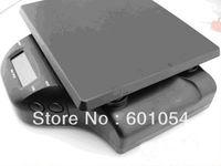 Free Shipping 40KG/10G (0-1000g/5g) Digital Postal Scale, Parcel Scale, Shipping Scale, Weighting Scale, Black