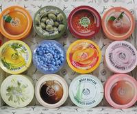 The body shop body shop body lotion body cream nourishing moisturizing butter tbs