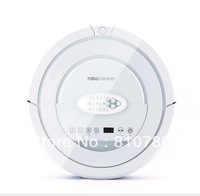 5 In 1 Multifunction Robot Vacuum Cleaner (Sweep,Vacuum,Mop,Sterilize),LCD Touch Screen,Schedule,2-Way Virtual Wall,Self Charge