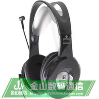 Dt2112 computer headset game earphones cf belt