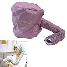 Portable Hair Dryer Soft Hood Bonnet Attachment Haircare Salon Hairdress(China (Mainland))