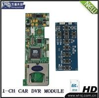 1 CH Full D1 Resoulution mini dvr module ;MINI MOTION DETECT DVR module