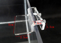 Fish tank acrylic cylinder head  fish tank bargeboard   3mm-15mm   stainless steel    glass mounting brackets