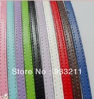 10 Stripes 8mm *1m length Copy leather Belt