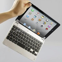 Ultra Thin Bluetooth Wireless Keyboard Stand Holder Case Cover for iPad Mini