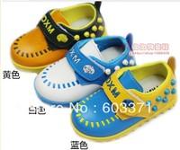 Children's shoes Korean version autumn paragraph Peas boy casual shoes / Single shoes / slip shoes baby shoes