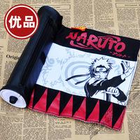 2013 hot sale creative naruto pen bag  Scroll case birthday gift Christmas gift free shipping