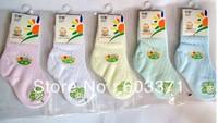 10pcs  Spring and summer children's socks children's socks mesh padded socks children's socks women socks children's socks Men