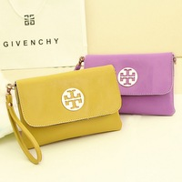 Cowhide Candy Clutch Bag Brand Shoulder Bag Diagonal Evening Messenger Bag Women Genuine Leather Handbag Crossbody Bag A165