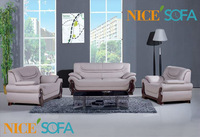 Leather sofa set 3 2 1 seat A602#
