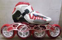 Free Shipping Viol v carbon fiber speed skating shoes 2018 tool holder ps speed skating wheel