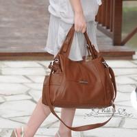 2013 women's handbag wpkds women's genuine leather handbag shoulder bag messenger bag